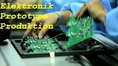 elektronikproduktion Elektronikmontage prototype produktion elektronikudvikling kina