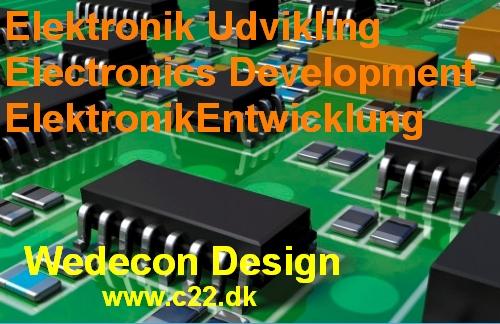 elektronik udvikling elektronikudvikling