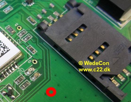 GSM /GPRS elektronikudvikling simkort produktmodning